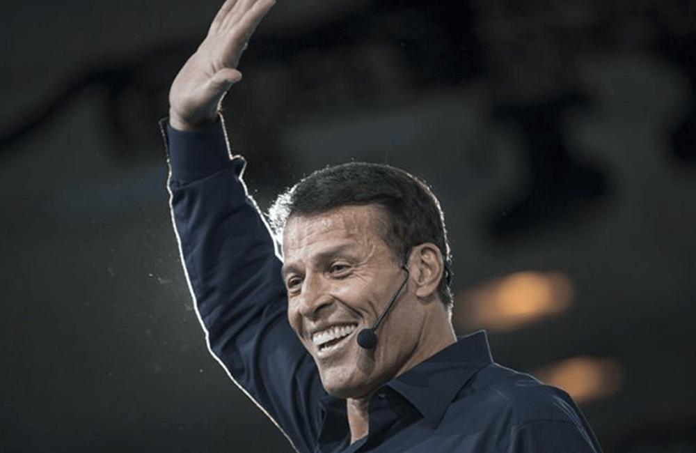 Priming – La meditación de Tony Robbins